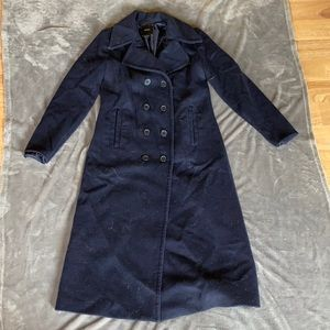 Women's Small Forever 21 Trench Coat